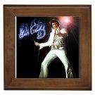 Elvis Presley Framed Tile collectibles - 4