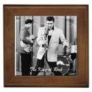 Elvis Presley Framed Tile collectibles - 6