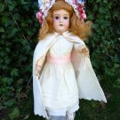 Spectacular Old Antique German Bisque Head Armand Marseille 390 Doll ~Must See~