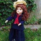 Old Antique German Heinrich Handwerck S&H Simon & Halbig Bisque Head Doll