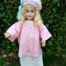 "Large Old 26"" Antique German Bisque Head My Sweetheart Doll w/Gorgeous Clothes!"