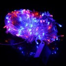 30M 300 LED Decorative String Fairy Light Colorful Christmas 220V EU Plug