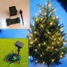 Solar Power 60LED Garden String Light Christmas Lights
