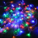 NEW CHRISTMAS TREE WEDDING PARTY COLORFUL LED LIGHT 10M