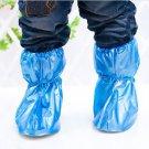 Short boots waterproof rainproof shoe cover random color L