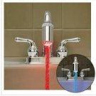 Water Glow Shower LED Faucet Light Temperature Sensor