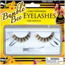 Bumble bee eyelashes