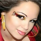 Cherokee Kit Eye Kit W/Rhinestone Lashes