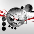 EC393 MODERN ABSTRACT ART GICLEE CANVAS PRINTS