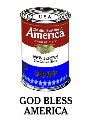 AMERICA SOUP NEW JERSEY