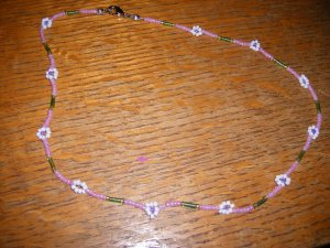 "17"" Daisy Chain Necklace"