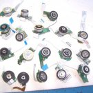18 CD ROM Motors, Small High RPM. Motors.