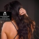 Dark Brown Colored Weft Hair, Color #2 Hair Weft, Dark Brown Weft Weaved Hair