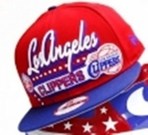 Los Angeles Clippers 9fifty new era red