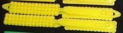 Hair Clip - Yellow Corn