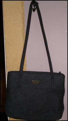 Classy grey bag