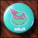 Ninja Turtle Button
