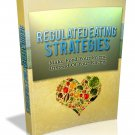 Regulated Eating Strategies Ebook