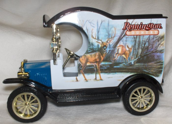 Remington Coin Bank Replica 76521