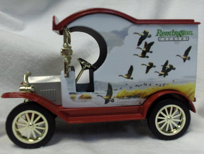 Remington Coin Bank Replica 76539