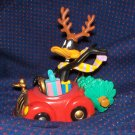 Daffy Duck in Car Ornament