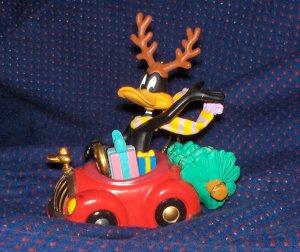 Daffy Duck in Car Ornament