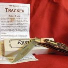 "Remington ""TRACKER"" Silver Bullet Lockback Knife"
