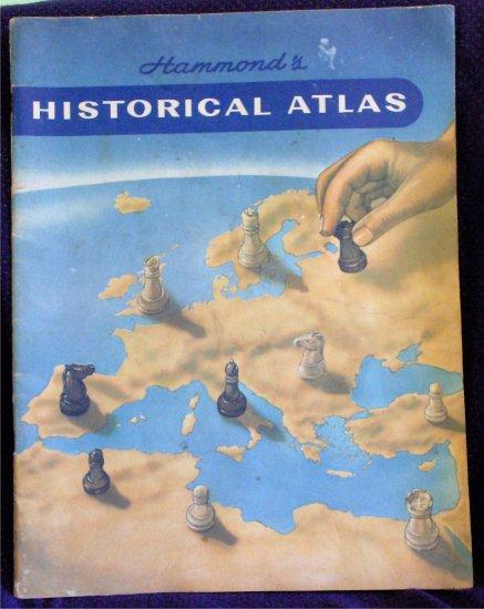 Hammond's Historical Atlas