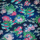 Tropical Fish Fabric F2