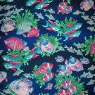 Tropical Fish Fabric F2