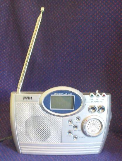 jWin Digital Multiband Radio