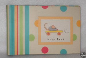 Pepper Pot Baby Brag Book