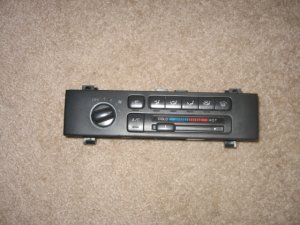 95-99 Nissan Maxima Climate Control A/C Heater