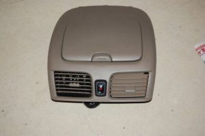 00-05 Nissan Sentra Center Dash Vents Tan