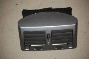 2000-2003 Nissan Maxima Dash Vents Silver