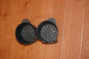 02-05 Ford Focus Cupholders Cup holders