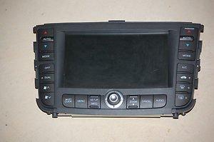 2004 2005 2006 Acura Tl Navigation Screen Display Monitor