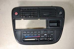 96-98 Honda Civic Climate Control A/c Heater