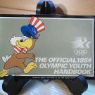 THE OFFICIAL 1984 olympic youth handbook