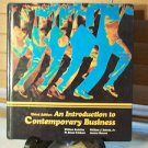 An Introduction to Contemporary Business by W. B. Erickson and Jeanne Hanson...