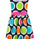 Size 3T - Girls Summer Sleeveless Dress