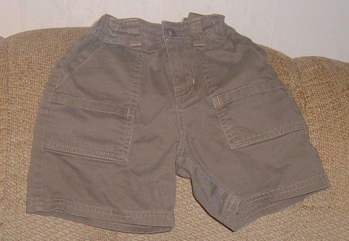 Boys 3T GYMBOREE brown shorts