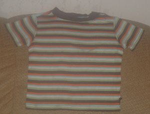 Boys 6-12 month Baby Gap striped tee