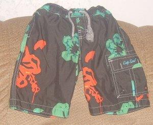 Boys size 3 Baby GAP swim trunks