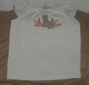 PENDING SIZE 7 girls GYMBOREE tee