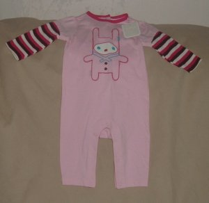 Girls NEW 3-6 month OLD NAVY bunny outfit