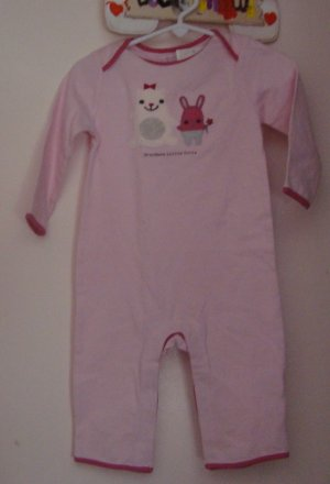 Girls NEW Old Navy 6-12 month 1 piece