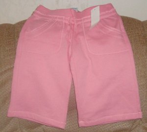 NEW size 4/5 GAP pink shorts