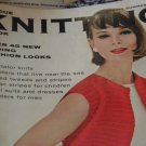 Vintage Vogue Knitting Magazine Spring Summer 1963
