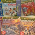 4 Magic Tree House Audio Books by Mary Pope Osborne Wendys Kids Meals